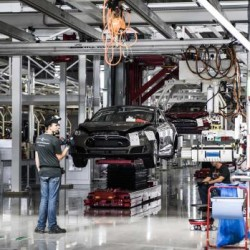 Los servicios técnicos de Tesla en Dinamarca con problemas para atender a todos sus clientes