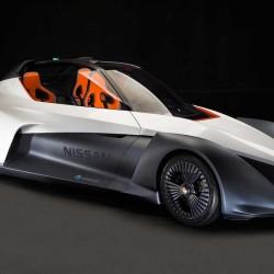 Nissan lanzará un deportivo eléctrico antes de 2020