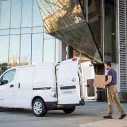 La Nissan e-NV200 gana el Premio Alemán al Vehículo Comercial del 2016