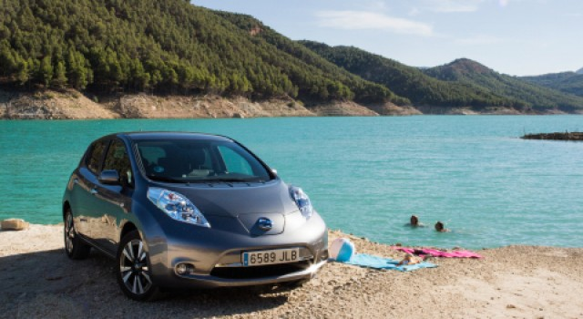 De vacaciones por Europa con el nuevo Nissan LEAF 30