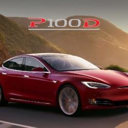 Top Gear prueba el Tesla Model S P100D (Vídeo)