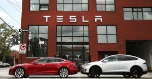 Tesla Model S Model X P100D