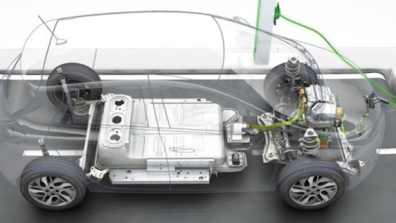 Algunos detalles de la batería del nuevo Renault Zoe 40