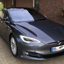 El misterio de los dos Tesla Model S robados en Alemania