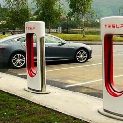 Tesla envía la petición de permiso para el supercargador de Ariza, Zaragoza