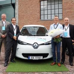 Renault alcanza los 100.000 coches eléctricos vendidos