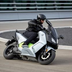 Nueva BMW C Evolution con baterías de 94 Ah