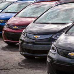 El Chevrolet Bolt apenas necesitará mantenimiento durante los primeros 240.000 kilómetros