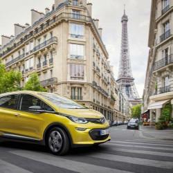 Opel Ampera-E. Más de 500 kilómetros de autonomía NEDC y llegada en 2017