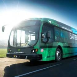 Proterra pone fecha a la llegada de su primer autobús eléctrico con sistema de conducción autónoma
