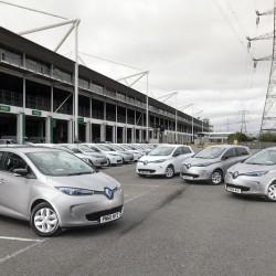 Renault entrega 50 ZOE para el servicio de alquiler de Europcar