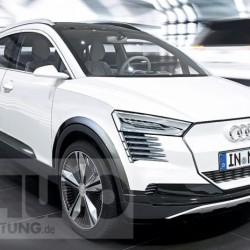 Rumor: Audi Metro. Un todocamino compacto y eléctrico que llegaría en 2019