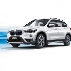 BMW X1 xDrive25Le. Un interesante híbrido enchufable, de momento sólo para China
