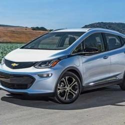 Los primeros Chevrolet Bolt saldrán de la línea de producción esta semana