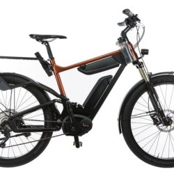 Bosch presenta un sistema dual de baterías para bicicletas eléctricas. Hasta 180 kilómetros de autonomía