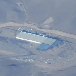 La Gigafábrica de baterías Tesla sigue expandiéndose. Nuevas secciones en construcción