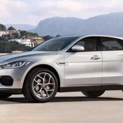 El Jaguar E-Pace será el primer coche eléctrico de Jaguar y llegará en 2018
