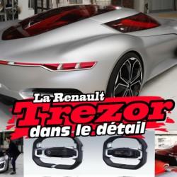 Renault TREZOR. Un nuevo concepto eléctrico que marca el futuro de la gama