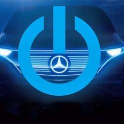 Primer vídeo del todocamino eléctrico de Mercedes