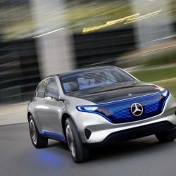 Audi e-tron, vs Jaguar i-Pace vs Mercedes EQ. Se acerca la guerra de los todocaminos eléctricos