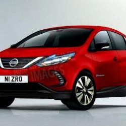 Nissan prepara un nuevo eléctrico que se situaría por debajo el LEAF