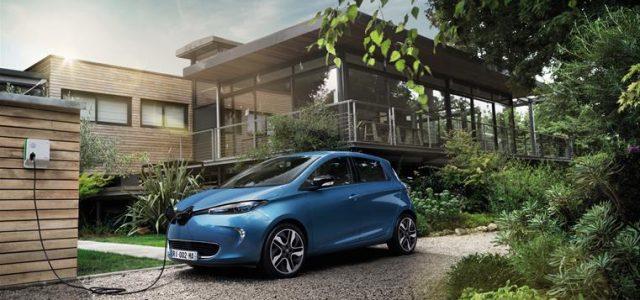 Europa cierra el 2016 con un incremento de las ventas de coches eléctricos del 15%. El Renault ZOE el más vendido