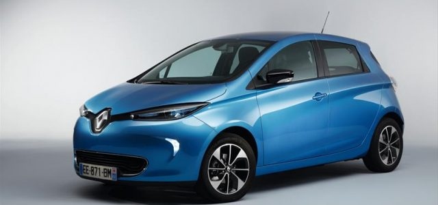 """El Renault ZOE ha sido nombrado """"Mejor coche eléctrico usado"""" por Diesel Car y Eco Car"""