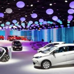 Salón del Automóvil de París 2016: adiós Bentley, hola Dyson