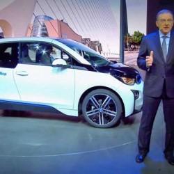 BMW quiere alcanzar las 100.000 ventas de sus coches eléctricos, e híbridos enchufables, en 2017