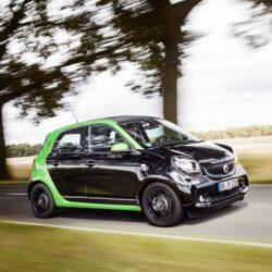 Smart dejará de vender modelos gasolina en Norteamérica, y sólo ofrecerá eléctricos