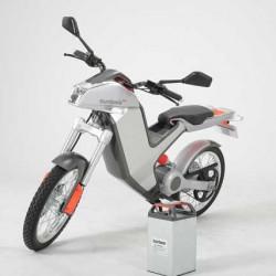 Sunbike Electric. Una moto eléctrica que llega a Europa