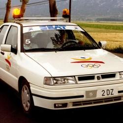 Un poco de historia. El SEAT Toledo eléctrico de las olimpiadas de Barcelona