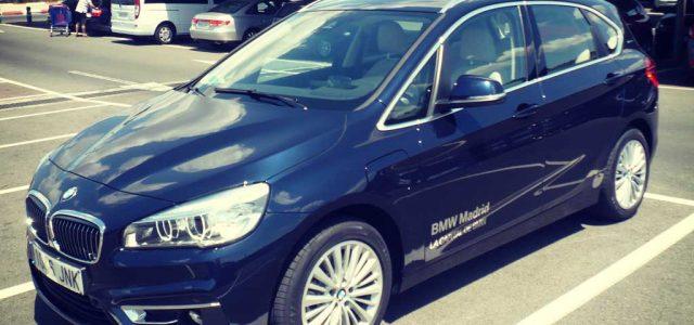 Prueba del BMW 225XE Active Tourer hibrido-enchufable