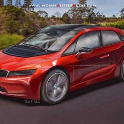 El BMW i5 llegará en 2020 con una autonomía de 400 kilómetros con cada carga, y una versión a hidrógeno