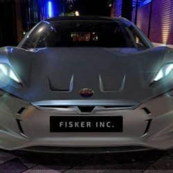 Otra imagen del nuevo coche eléctrico de Fisker