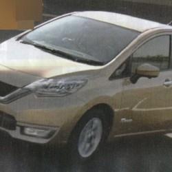 Primeros datos del Nissan Note híbrido. Parece que no será un eléctrico con extensor de autonomía