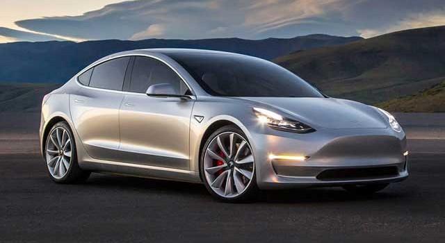 ¿Podrá acceder el Tesla Model 3 a las ayudas públicas en España?