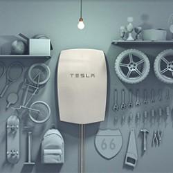 Una eléctrica holandesa subvenciona la Powerwall de Tesla, con una pequeña condición