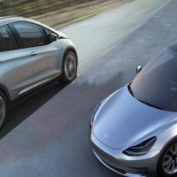 Opinión. ¿Tendrá el Chevrolet Bolt más autonomía que el Tesla Model 3?