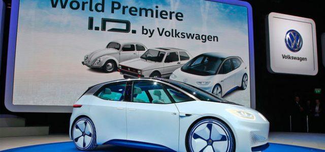 Volkswagen ve lógico convertirse en fabricante de baterías para sus coches eléctricos