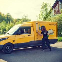 Volkswagen se muestra molesta porque el servicio postal de Alemania se fabrique sus propios coches eléctricos