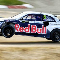 El Campeonato Mundial de Rallycross (WRX) se cambiará a los coches eléctricos en 2020