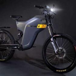 Rimac Greyp G12H. Una bicicleta eléctrica con 240 kilómetros de autonomía