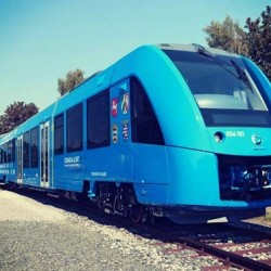 Alstom presenta el primer tren de pasajeros dotado de una pila de combustible de hidrógeno