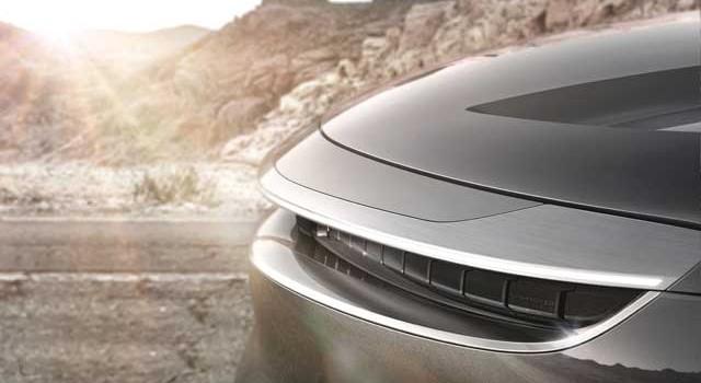 Atieva se convierte en Lucid Motors. Primeras imágenes de su berlina eléctrica