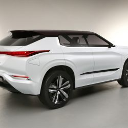 El Mitsubishi Outlander PHEV tendrá una nueva generación en 2019 con el doble de autonomía eléctrica