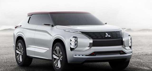 Mitsubishi GT PHEV. Un híbrido enchufable con una batería de 25 kWh y 120 kms de autonomía eléctrica