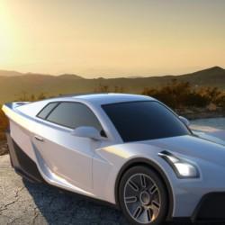 Primeras imágenes del Model Sondor. ¿El primer coche eléctrico asequible?