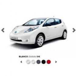 Nissan empieza a eliminar la versión de 24 kWh del LEAF en Europa. Posible anticipo de la llegada de la nueva batería