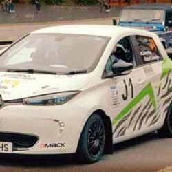 eRally Renault ZOE. Una forma de iniciarse a la competición asequible y sostenible